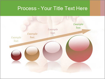 Soles of soft female PowerPoint Template - Slide 87