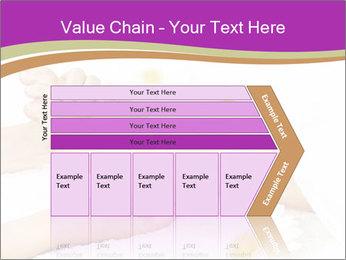 Female massage foot PowerPoint Template - Slide 27