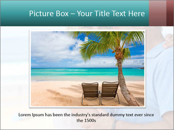 Middle-aged couple PowerPoint Template - Slide 15