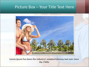 Middle-aged couple PowerPoint Template - Slide 16