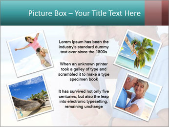 Middle-aged couple PowerPoint Template - Slide 24