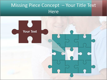 Middle-aged couple PowerPoint Template - Slide 45