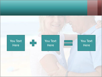 Middle-aged couple PowerPoint Template - Slide 95