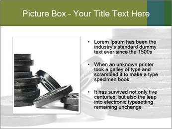Weights PowerPoint Template - Slide 13
