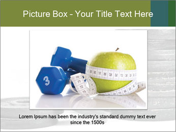 Weights PowerPoint Template - Slide 15