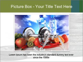 Weights PowerPoint Template - Slide 16