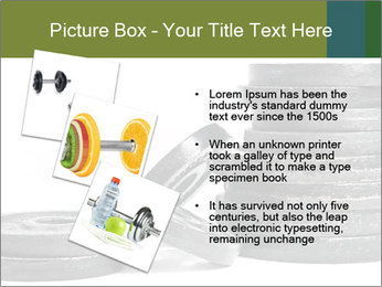 Weights PowerPoint Template - Slide 17