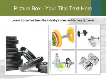 Weights PowerPoint Template - Slide 19