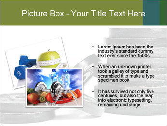 Weights PowerPoint Template - Slide 20