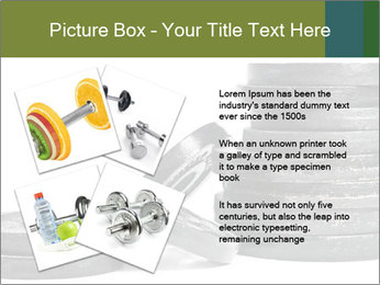 Weights PowerPoint Template - Slide 23