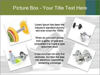 Weights PowerPoint Template - Slide 24