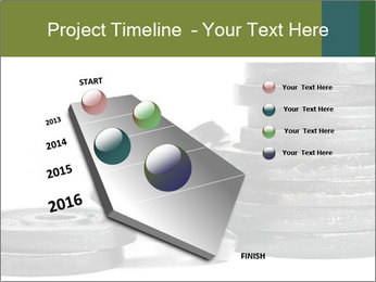 Weights PowerPoint Template - Slide 26