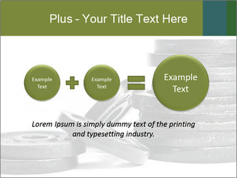 Weights PowerPoint Template - Slide 75