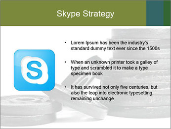 Weights PowerPoint Template - Slide 8