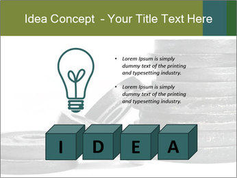 Weights PowerPoint Template - Slide 80