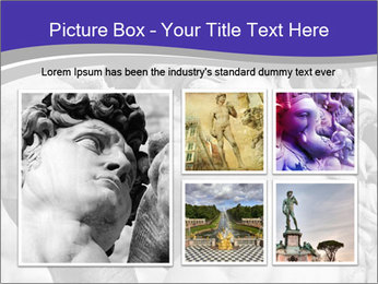 Statue of David PowerPoint Template - Slide 19