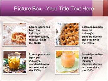 Delicious muffins with apple PowerPoint Template - Slide 14