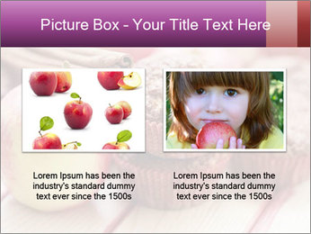 Delicious muffins with apple PowerPoint Template - Slide 18