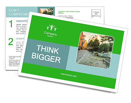 0000092259 Postcard Template