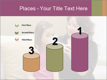 Mother using inhaler PowerPoint Template - Slide 65