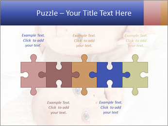 Two beautiful baby PowerPoint Template - Slide 41