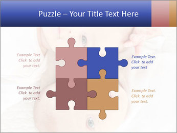 Two beautiful baby PowerPoint Template - Slide 43
