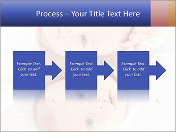 Two beautiful baby PowerPoint Template - Slide 88