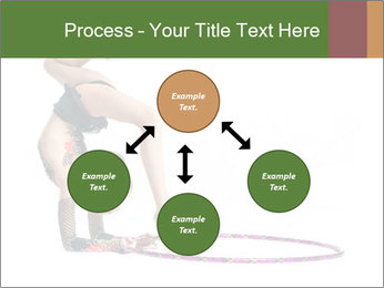 Young girl show PowerPoint Template - Slide 91