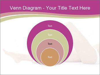 Beautiful female legs PowerPoint Template - Slide 34