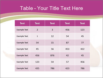 Beautiful female legs PowerPoint Template - Slide 55