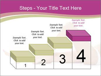 Beautiful female legs PowerPoint Template - Slide 64