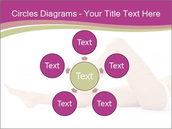 Beautiful female legs PowerPoint Template - Slide 78