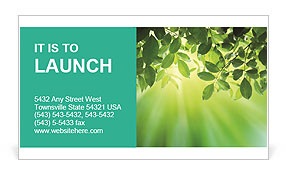 0000092268 Business Card Template