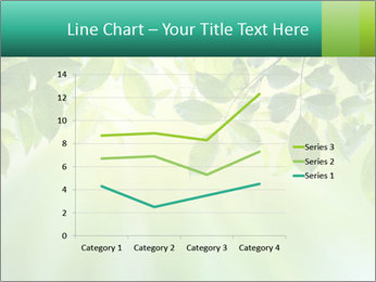 Green leaves PowerPoint Template - Slide 54