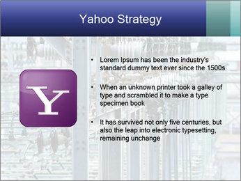 Multiple Power Lines PowerPoint Template - Slide 11