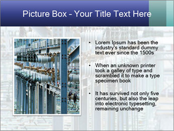 Multiple Power Lines PowerPoint Templates - Slide 13