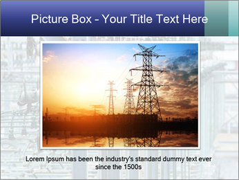 Multiple Power Lines PowerPoint Templates - Slide 15