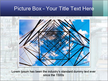 Multiple Power Lines PowerPoint Templates - Slide 16