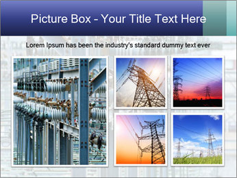 Multiple Power Lines PowerPoint Templates - Slide 19