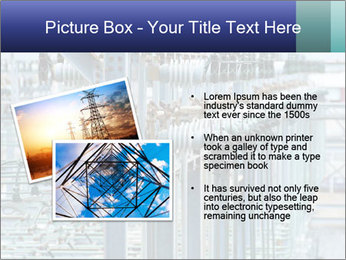 Multiple Power Lines PowerPoint Templates - Slide 20