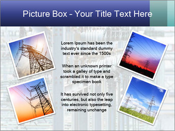 Multiple Power Lines PowerPoint Templates - Slide 24