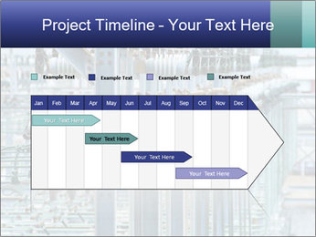 Multiple Power Lines PowerPoint Template - Slide 25