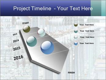 Multiple Power Lines PowerPoint Template - Slide 26