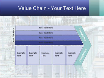 Multiple Power Lines PowerPoint Template - Slide 27