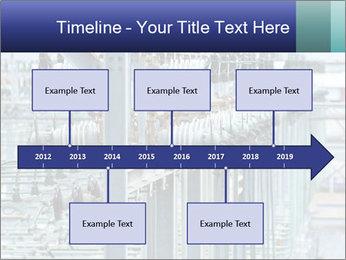 Multiple Power Lines PowerPoint Template - Slide 28