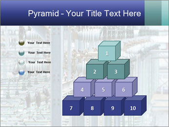 Multiple Power Lines PowerPoint Template - Slide 31