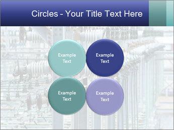 Multiple Power Lines PowerPoint Template - Slide 38
