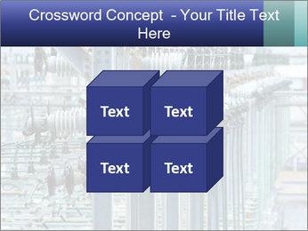 Multiple Power Lines PowerPoint Template - Slide 39