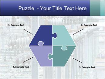 Multiple Power Lines PowerPoint Template - Slide 40