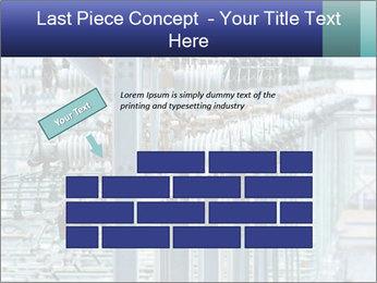 Multiple Power Lines PowerPoint Template - Slide 46